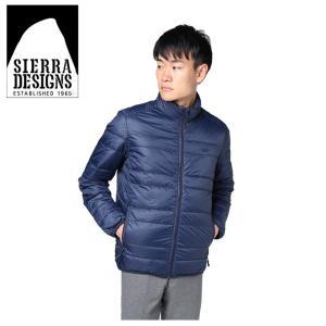 シェラデザイン SIERRA DESIGNS  ダウンジャケット メンズ 撥水DW JK 20926465 NV|himaraya