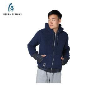 シェラデザインズ SIERRA DESIGNS スウェットジャケット メンズ ボアフリース 10994355 NV|himaraya