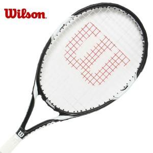 ウイルソン Wilson  硬式テニスラケット 初心者 張り上げ済み メンズ レディース FEDERER TEAM フェデラー チーム WRT307300|himaraya