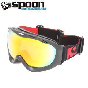 スプーン SPOON スキー スノーボード ゴーグル メンズ レディース ANGEL エンジェル SEP-869-3 スキーゴーグル ボードゴーグル|himaraya