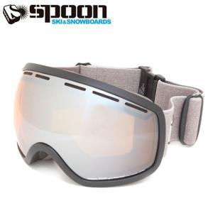 スプーン SPOON スキー スノーボード ゴーグル メンズ レディース PARK パーク 偏光 SNP-892-3 スキーゴーグル ボードゴーグル|himaraya