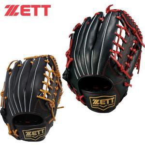 ゼット ZETT 野球 一般軟式グラブ オールラウンド用 メンズ 軟式グラブ デュアルキャッチ BRGB34880|himaraya
