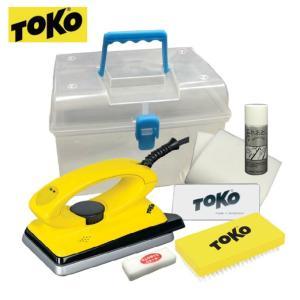 トコ チューンナップ用品 ワックスセット T8ワクシングセット 600 7020 TOKO