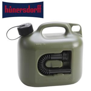 ヒューナースドルフ ポリタンク FuelCan PROFI 5L 800200 HUNERSDORFF