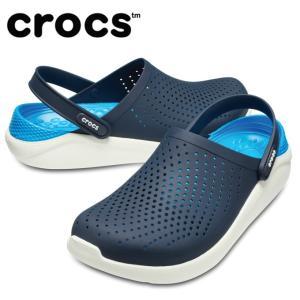 クロックス サンダル メンズ LiteRide Clog ライトライド クロッグ 204592-462 crocs|himaraya