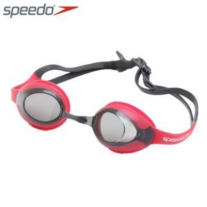 スピード speedo クッション付き スイミングゴーグル メンズ レディース メリット SD93G23C-KR himaraya