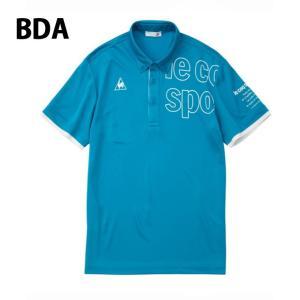 ルコック le coq sportif ポロシャツ 半袖 メンズ ボタンダウン機能ポロシャツ QMMNJA41|himaraya|04