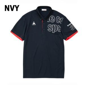 ルコック le coq sportif ポロシャツ 半袖 メンズ ボタンダウン機能ポロシャツ QMMNJA41|himaraya|05
