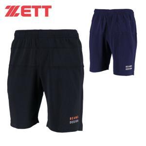 ゼット ZETT 野球 ハーフパンツ BEAMS DESIGN ビームス デザイン ハーフパンツ BP392HP himaraya