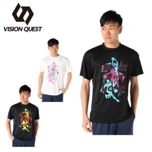 バスケットボールウェア 半袖シャツ メンズ グラフィックTシャツ VQ570413I01 ビジョンク...