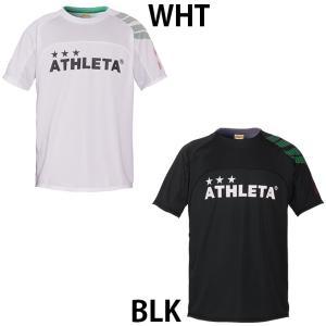 アスレタ ATHLETA サッカーウェア 半袖シャツ ジュニア カラープラクティスシャツ 02312J|himaraya|02