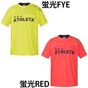 アスレタ ATHLETA サッカーウェア 半袖シャツ ジュニア カラープラクティスシャツ 02312J|himaraya|03