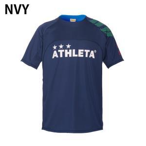 アスレタ ATHLETA サッカーウェア 半袖シャツ ジュニア カラープラクティスシャツ 02312J|himaraya|04