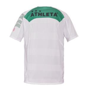 アスレタ ATHLETA サッカーウェア 半袖シャツ ジュニア カラープラクティスシャツ 02312J|himaraya|05