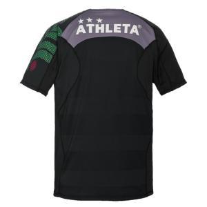 アスレタ ATHLETA サッカーウェア 半袖シャツ ジュニア カラープラクティスシャツ 02312J|himaraya|06