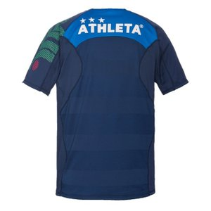 アスレタ ATHLETA サッカーウェア 半袖シャツ ジュニア カラープラクティスシャツ 02312J|himaraya|07