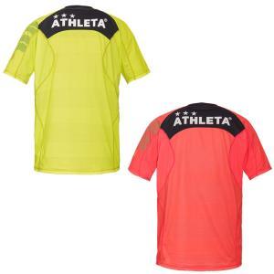 アスレタ ATHLETA サッカーウェア 半袖シャツ ジュニア カラープラクティスシャツ 02312J|himaraya|08