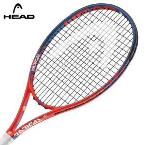 ヘッド HEAD 硬式テニスラケット 張り上げ済み ジュニア ラジカルJr26 2018 233108|himaraya