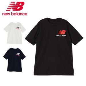 ニューバランス Tシャツ 半袖 ジュニア ドライ JJTP9238 new balance himaraya