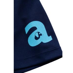 アーノルドパーマー arnold palmer ゴルフウェア ポロシャツ 半袖 レディース 胸プリント半袖シャツ AP220301I02 himaraya 10