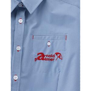アーノルドパーマー arnold palmer ゴルフウェア ワンピース レディース ストライプシャツワンピース AP220312I01|himaraya|09