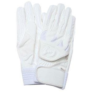ジームス Zeems 野球 バッティンググローブ 両手用 メンズ レディース 手袋 ZER-610W|himaraya