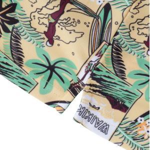 アーノルドパーマー arnold palmer ゴルフウェア 半袖シャツ メンズ アロハ柄スキッパー半袖シャツ AP220101I02|himaraya|07