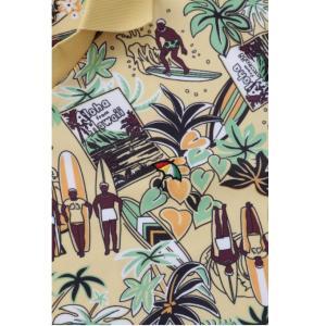 アーノルドパーマー arnold palmer ゴルフウェア 半袖シャツ メンズ アロハ柄スキッパー半袖シャツ AP220101I02|himaraya|08