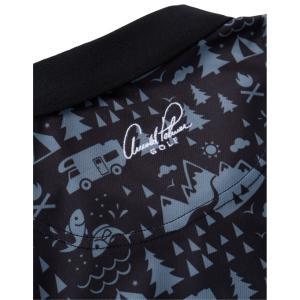 アーノルドパーマー arnold palmer ゴルフウェア ポロシャツ 半袖 メンズ 総柄PT半袖ポロ AP220101I09|himaraya|07
