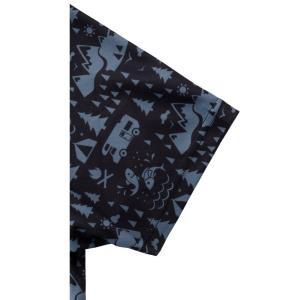 アーノルドパーマー arnold palmer ゴルフウェア ポロシャツ 半袖 メンズ 総柄PT半袖ポロ AP220101I09|himaraya|08