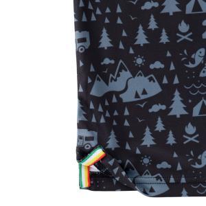 アーノルドパーマー arnold palmer ゴルフウェア ポロシャツ 半袖 メンズ 総柄PT半袖ポロ AP220101I09|himaraya|09