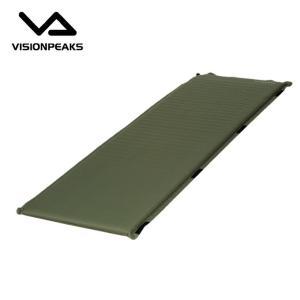 ビジョンピークス VISIONPEAKS インフレーターマット 4cm/1P VP160302I01|himaraya