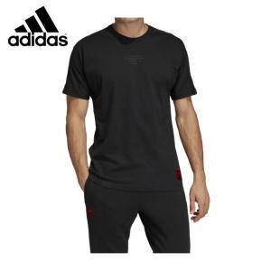 アディダス サッカーウェア レプリカシャツ メンズ STREET MUFC ティー DP2325 F...