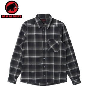 マムート MAMMUT 長袖シャツ メンズ Belluno Tour Longs Shirt AF 1030-02630 0009 アウトドアシャツ|himaraya