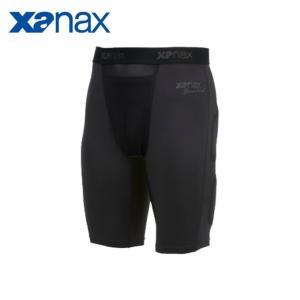 ザナックス XANAX 野球 スライディングパンツ メンズ コンプリートスライディングパンツ BUS-SP400|himaraya
