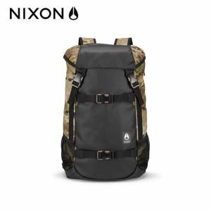 ニクソン NIXON バックパック メンズ レディース LANDLOCK III BACKPACK ランドロック 3 NC28132865-00|himaraya