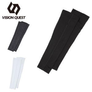 ビジョンクエスト VISION QUEST   アームカバー メンズ DRY VQ430110I07|himaraya