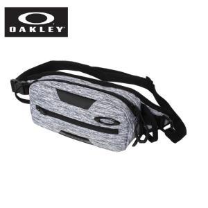 オークリー ウエストバッグ メンズ レディース ESSENTIAL WAIST 3.0 エッセンシャルウエスト 921564JP-30G OAKLEY|himaraya