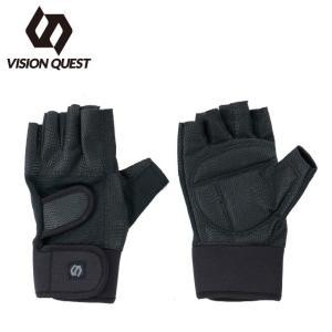 ビジョンクエスト VISION QUEST トレーニンググローブ メンズ レディース ダンベル用トレーニンググローブ VQ580107I16|himaraya