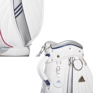 アディダス キャディバッグ レディース ウィメンズ キルティングキャディバッグ XA208 adidas|himaraya|06