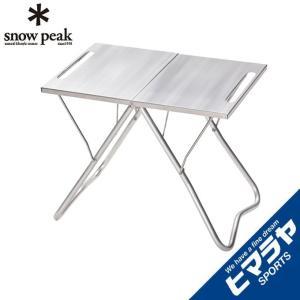 スノーピーク アウトドアテーブル 小型テーブル TAKIBI MYテーブル LV-039 snow ...