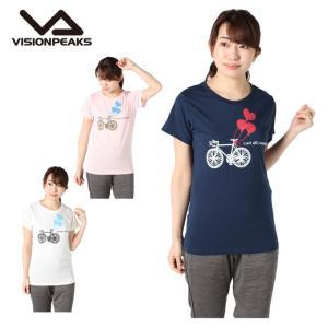 ビジョンピークス VISIONPEAKS  Tシャツ 半袖 レディース バルーン VP171116I06|himaraya
