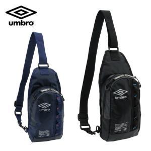 アンブロ UMBRO ボディバッグ メンズ レディース ワンショルダー UUANJA15|himaraya