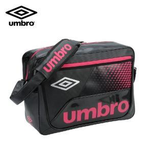 アンブロ UMBRO エナメルバッグ Lサイズ メンズ レディース ラバスポショルダーバックL 35...