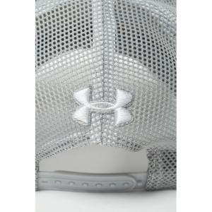 アンダーアーマー キャップ 帽子 メンズ ブリッツィングトラッカー3.0 トレーニング MEN 1305039-101 UNDER ARMOUR|himaraya|05