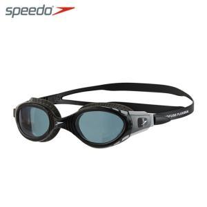 スピード speedo クッション付き スイミングゴーグル メンズ レディース Biofuse フューチュラ バイオフューズ フレキシーシール SE01905-GK himaraya