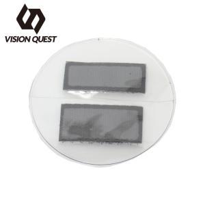 ビジョンクエスト VISION QUEST サッカー レフリー用品 リスペクトワッペンホルダー VQ540507I02|himaraya