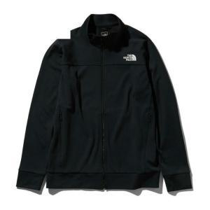 ノースフェイス アウトドア ジャケット メンズ Anytime Jersey Jacket エニータイムジャージージャケット NT11998 K THE NORTH FACE|himaraya