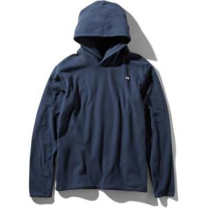 ノースフェイス フリース メンズ Micro Fleece Hoodie マイクロフリースフーディ NL21931 UN THE NORTH FACE|himaraya