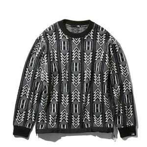 ノースフェイス スウェットトレーナー メンズ レディース RAGE Sweater レイジセーター ユニセックス NT41961 WK THE NORTH FACE himaraya